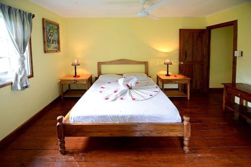 Iles Des Palmes Hotel Eco Resort - Baie Sainte Anne - Makuuhuone