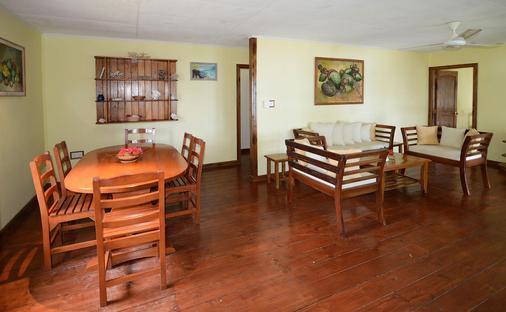 Iles Des Palmes Hotel Eco Resort - Baie Sainte Anne - Ruokailuhuone