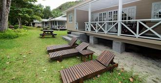 Iles des Palmes Eco Resort - Baie Sainte Anne