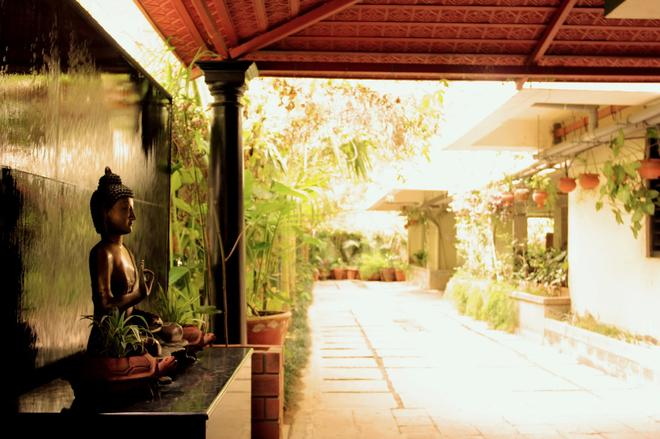 Hotel Mint Green Path - Bengaluru - Outdoor view