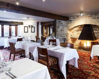Mercure Barnsley Tankersley Manor Hotel - Barnsley - Restaurace