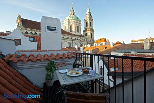 Residence U Mecenase - Prague - Balcony