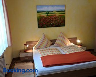 Haus am Grasberg - Poppenhausen (Hesse) - Bedroom