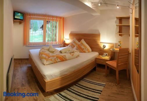 Gasthof Innerfraganterwirt - Flattach - Bedroom