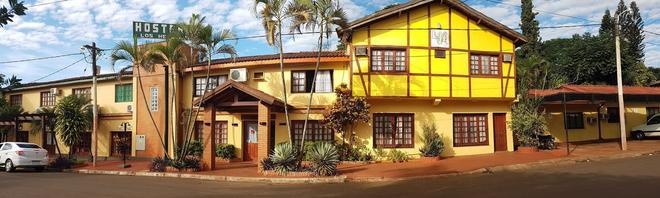 Hosteria Los Helechos - Puerto Iguazú - Building