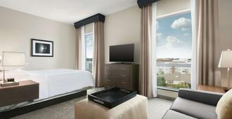 Embassy Suites by Hilton Charlotte Ayrsley - Charlotte - Schlafzimmer