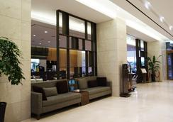 Astar Hotel - Jeju City - Lobby