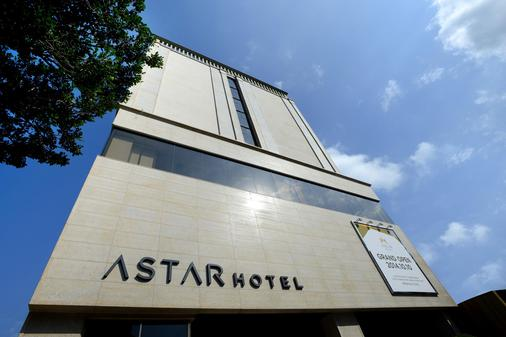 Astar Hotel - Jeju City - Building