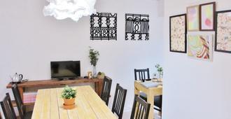 Hostel Ai - אוסקה - חדר אוכל