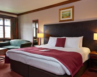 Bull Hotel - Sudbury - Bedroom