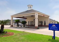 Americas Best Value Inn Harlingen - Harlingen - Rakennus