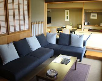 Sekizenkan - Nakanojo - Wohnzimmer