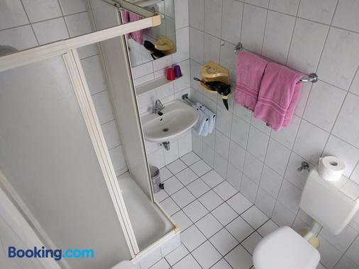 Pension-Marion - Bad Zwischenahn - Bathroom