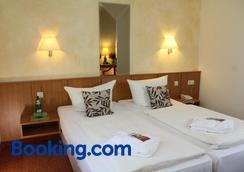 Hotel Weisser Schwan - Erfurt - Bedroom