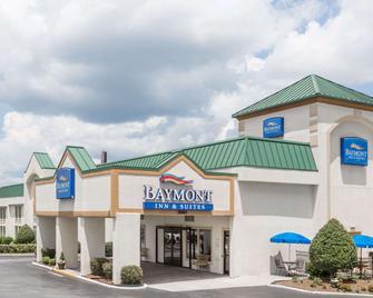 Baymont by Wyndham Greensboro/Coliseum - Greensboro - Building