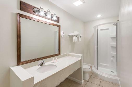 Baymont by Wyndham Greensboro/Coliseum - Greensboro - Phòng tắm