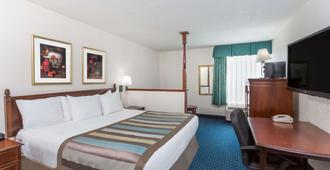 Baymont by Wyndham Greensboro/Coliseum - Greensboro - Soverom