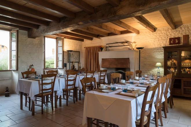 Le Relais de Saint-Preuil, The Originals Relais (Relais du Silence) - Cognac - Restaurant