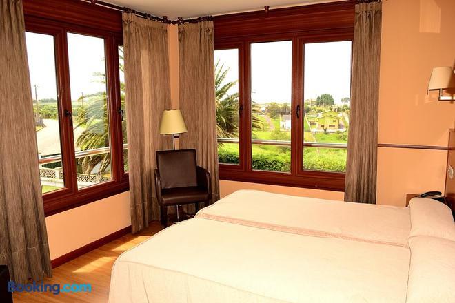 Hotel La Colina - Gijón - Bedroom