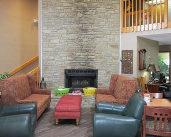 Quality Inn Nashville - Bloomington - Nashville - Living room