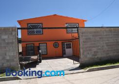 Hotel Doña Crucita - Creel - Θέα στην ύπαιθρο