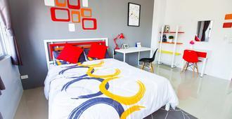 Room 9 Residence - Pluak Daeng - Bedroom