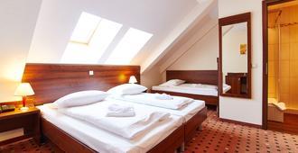 Hotel Europa City - ברלין - חדר שינה