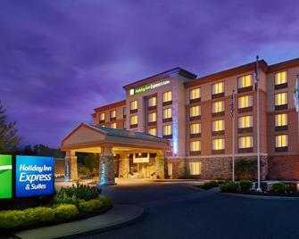 Holiday Inn Express & Suites Huntsville - Huntsville - Gebäude