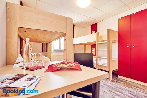 Djh Jugendgästehaus Bermuda3eck Bochum - Hostel - Bochum - Bedroom