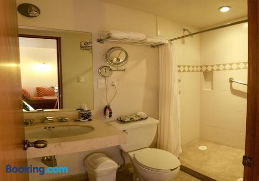 埃爾瑟拉費精品酒店 - 克雷塔羅 - 克雷塔羅 - 浴室