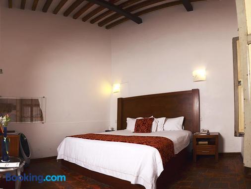 埃爾瑟拉費精品酒店 - 克雷塔羅 - 克雷塔羅 - 臥室
