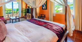 Red Garden Resort - Hengchun - Bedroom