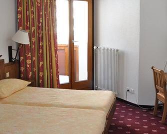 Central Residence - Leysin - Bedroom