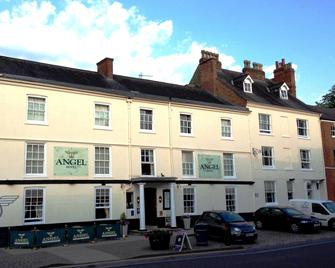 The Angel Hotel - Market Harborough - Building