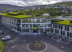Hotel Brandan - Tórshavn - Gebäude