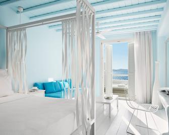 Cavo Tagoo Mykonos - Mykonos - Schlafzimmer
