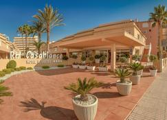 Hotel RH Casablanca Suites - Peníscola - Rakennus