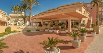 Hotel Rh Casablanca & Suites - Peñíscola - Edificio