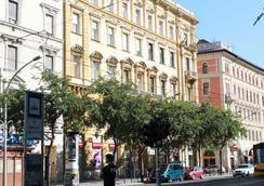 A' Margit Guesthouse - Budapest - Näkymät ulkona