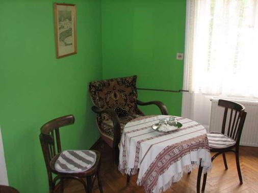 A' Margit Guesthouse - Budapest - Ruokailuhuone