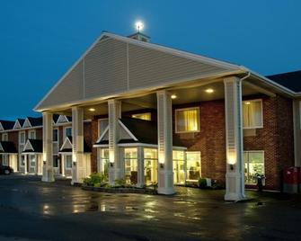 Maritime Inn Port Hawkesbury - Port Hawkesbury - Building