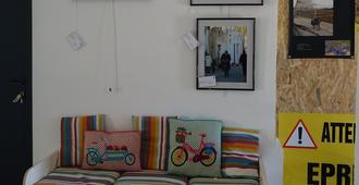 Velo Gite Valence - Valence - Living room