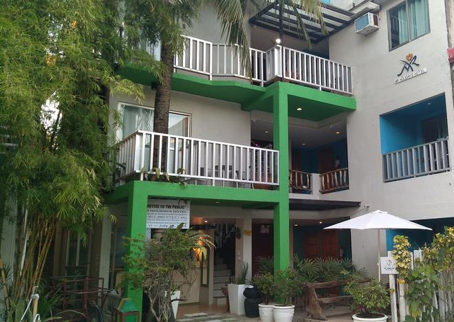 MR Holidays Hotel - Boracay - Κτίριο