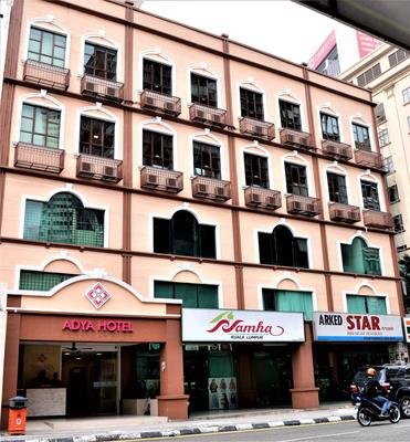Adya Hotel Kuala Lumpur - Kuala Lumpur - Edificio