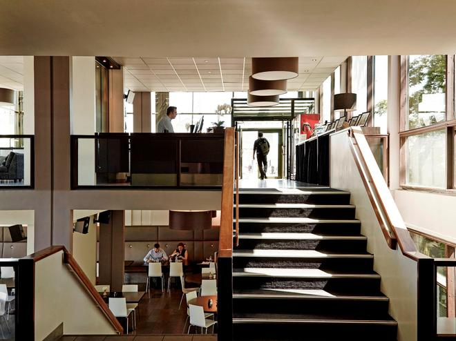 Hotel Østerport - Copenhagen - Lễ tân