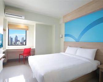 Hop Inn Hotel Tomas Morato Quezon City - Quezon City - Slaapkamer