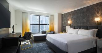 Renaissance New York Times Square Hotel - New York - Phòng ngủ