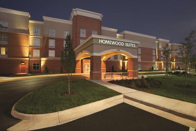 Homewood Suites by Hilton Charlottesville, VA - Charlottesville - Κτίριο