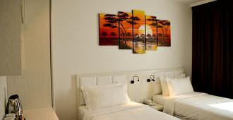 Pine Garden Hotel - Kuching - Habitación
