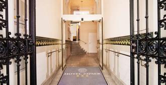 Hotel Zipser - Vienna - Hallway